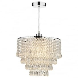Dionne Beaded Non electric Lampshade DIO6508