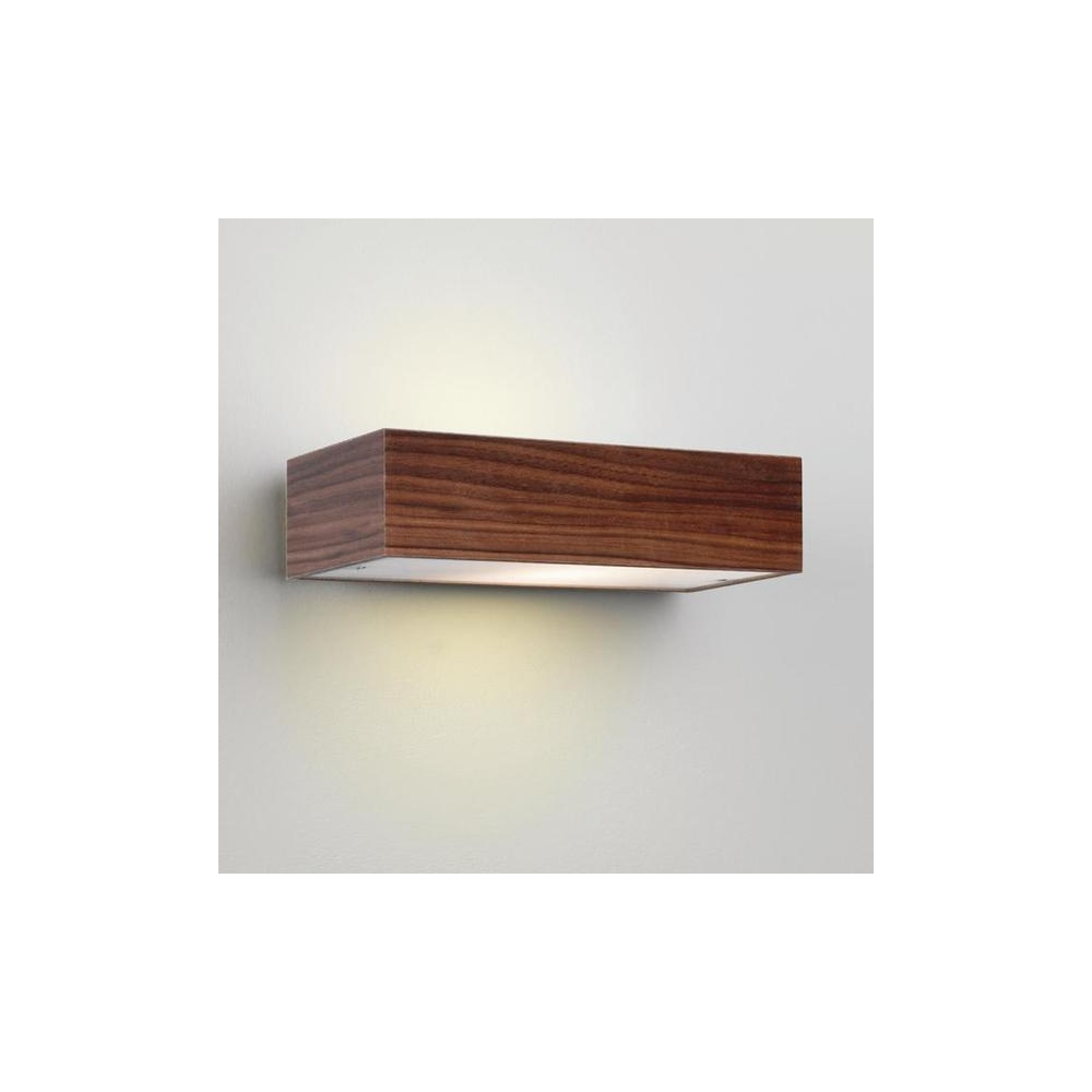 0400 manerbio walnut wooden wall light lighting from the home 0400 manerbio walnut wooden wall light mozeypictures Images