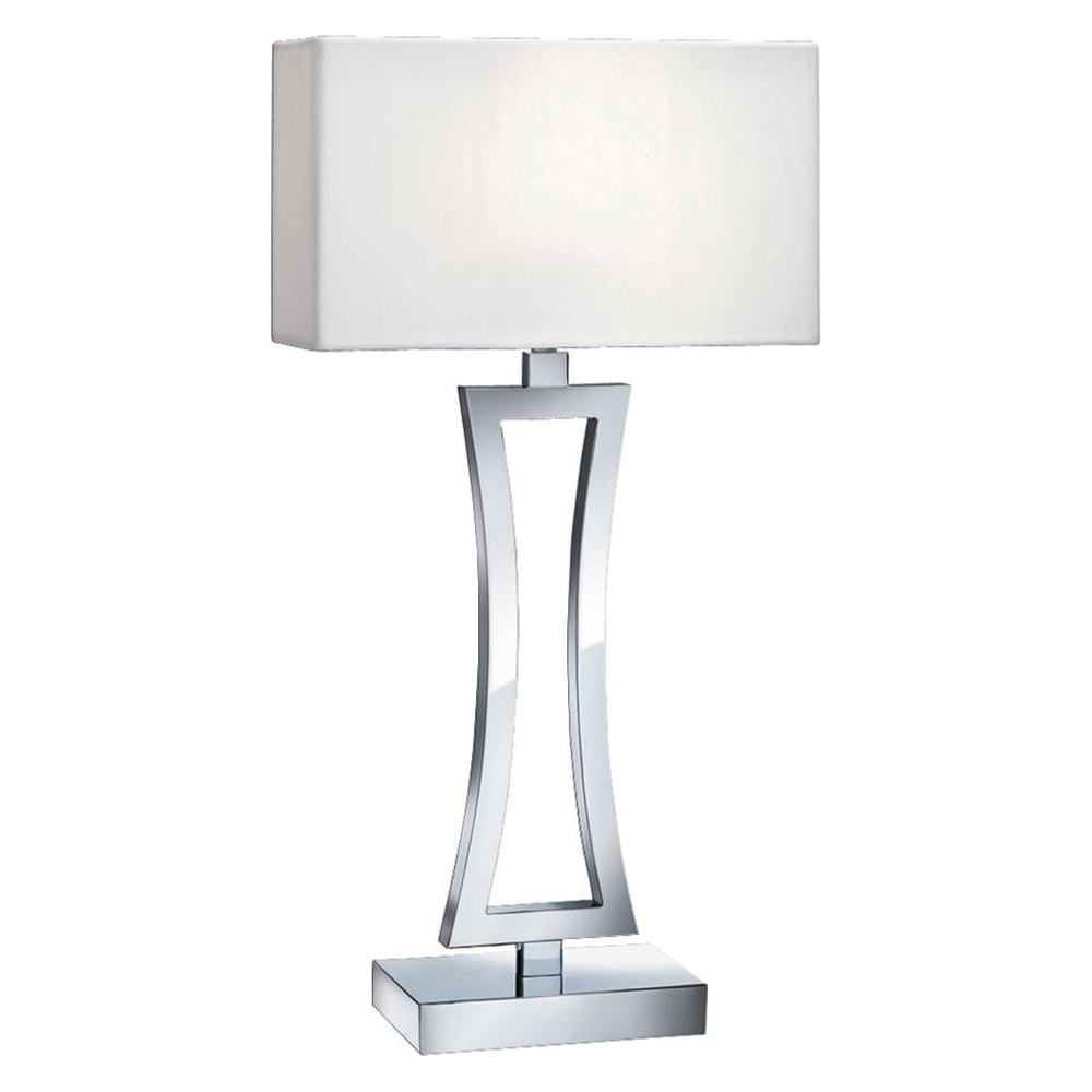 4081cc malabar table lamp with chrome base lighting from the home 4081cc malabar table lamp with chrome base aloadofball Image collections