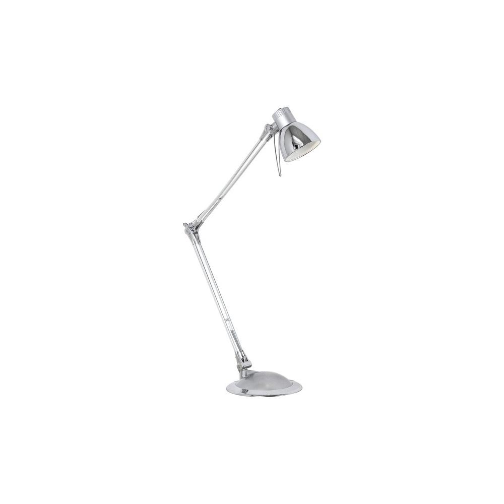 82541 Plano 1 Light Silver Desk Lamp Lighting from The Home – Silver Desk Lamp