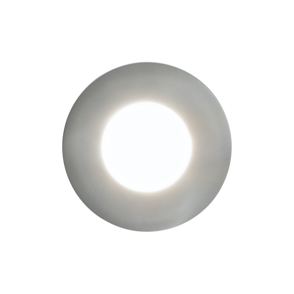89285 Margo Outdoor Round Recessed Lamp In Stainless Steel