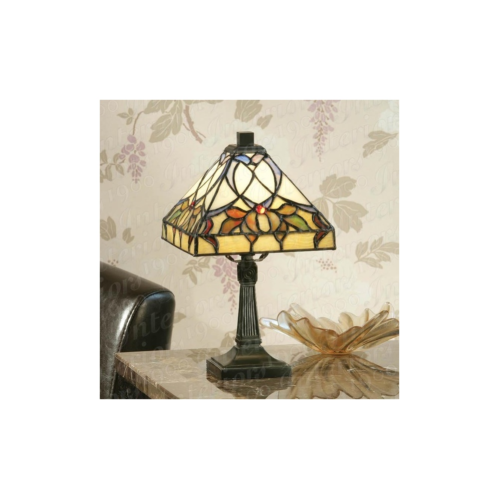 Alcea tb20min and tg102shmin mini tiffany table lamp lighting from alcea tb20min and tg102shmin mini tiffany table lamp aloadofball Images
