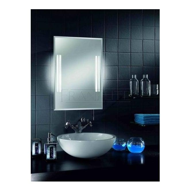 Frn24el small low energy bathroom mirror ip44 lighting - Small bathroom mirrors with lights ...