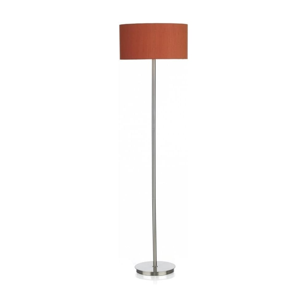Light shade studio tuscan floor lamp with 40 cm orange shade tuscan floor lamp with 40 cm orange shade tus4946 zut1611wh aloadofball Images