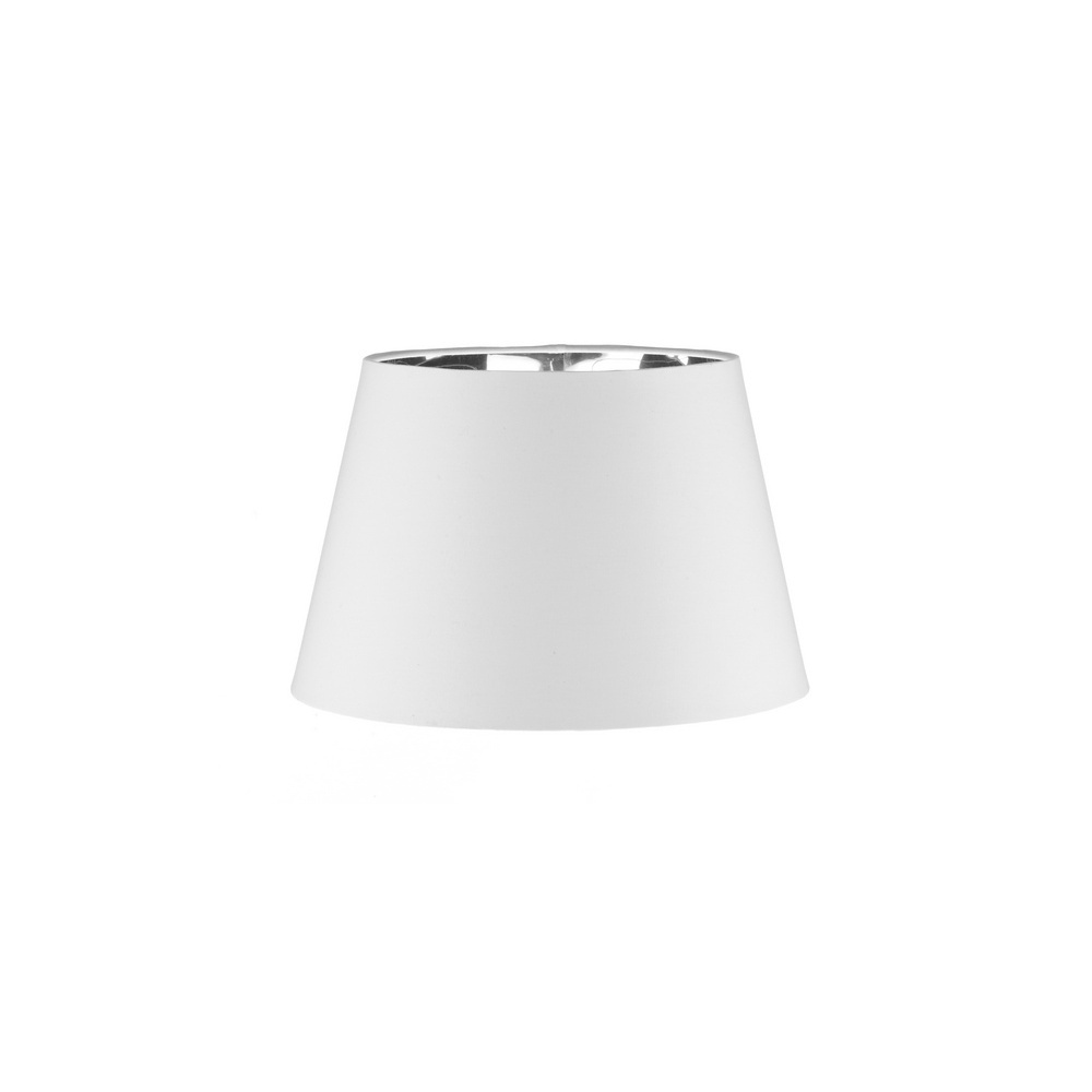 WEB142 Webster White Table Lamp Shade