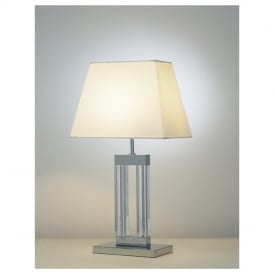 DOM4050 Domain Glass Table Lamp