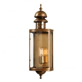 Antique brass outdoor lighting mozeypictures Image collections