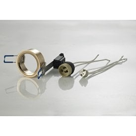 Downlight Component Kit In French Gold Finish IL30800FG