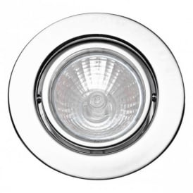 5470 Einbauspot 12V 3 Light Set of Chrome Recessed Light