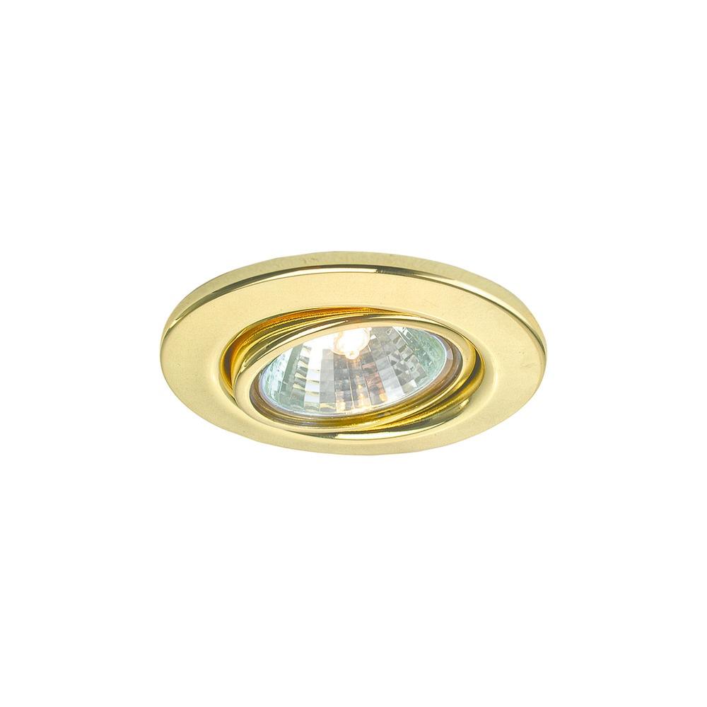 Eglo lighting 5498 einbauspot 12v 3 light set of brass recessed 5498 einbauspot 12v 3 light set of brass recessed light aloadofball Images