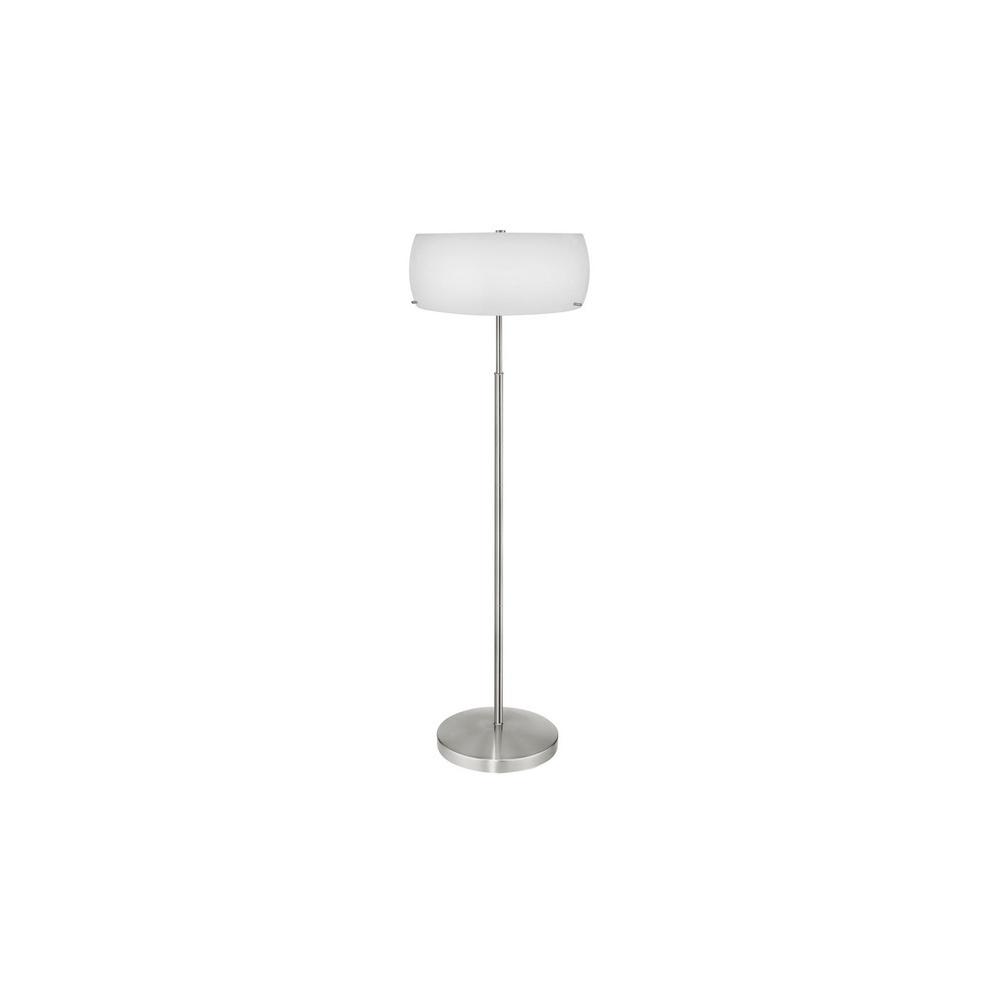 Eglo lighting 88739 camaro1 1 light nickel floor lamp low energy 88739 camaro1 1 light nickel floor lamp low energy mozeypictures Gallery