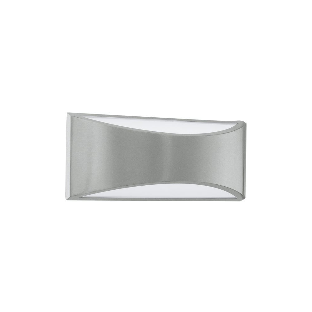 91769 Volpino LED Outdoor Stainless Steel Flush Wall Light