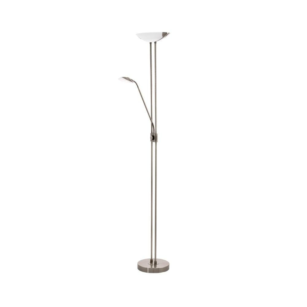 Eglo lighting baya led mother and child floor lamp in bronzed finish baya led mother and child floor lamp in bronzed finish 93876 aloadofball Images
