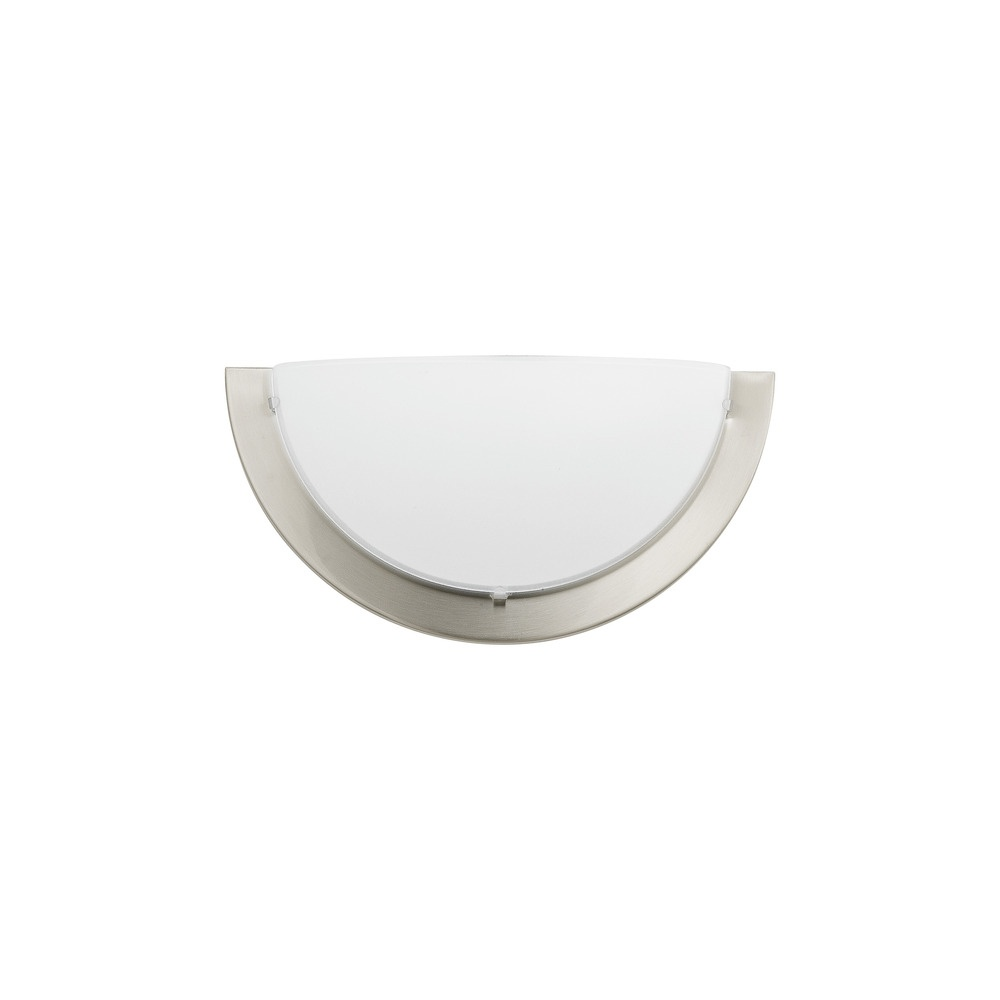 Großartig Nickel Matt Galerie Von 1 Light Wall Light - 82943
