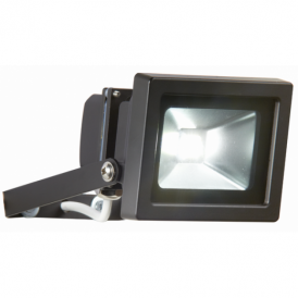 EL-10W-LED-FLOOD Outdoor High Power Black Flood Light