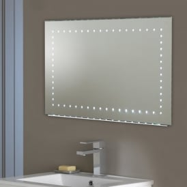 Led Bathroom Lights Ip44 bathroom mirrors with lights | the home lighting centre
