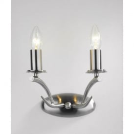 ELK0946 Elka 2 Light Wall Light