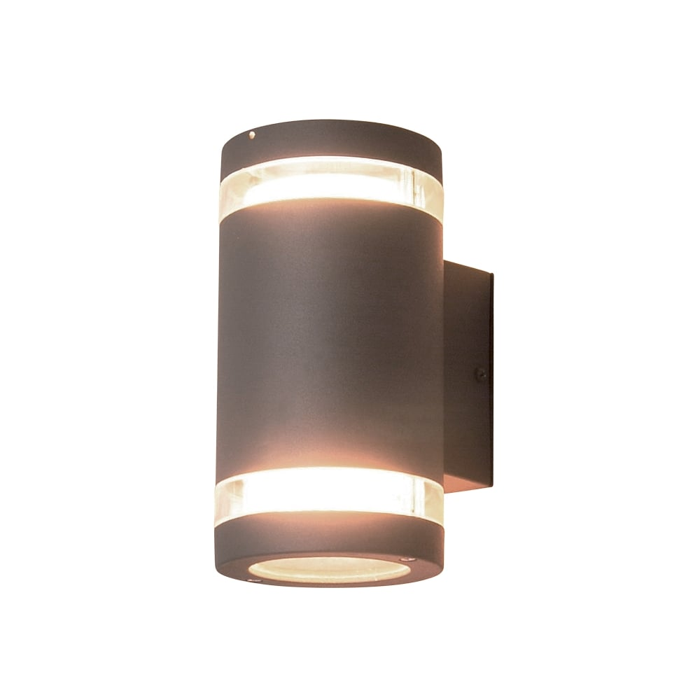 Elstead focus up and down wall light in dark grey finish ip65 ut focus up and down wall light in dark grey finish ip65 utfocus 6046 aloadofball Gallery
