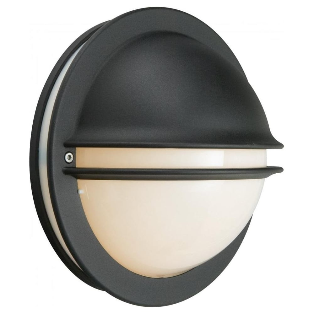 contemporary outside wall lights uk. outdoor modern wall light in black or white finish berlin contemporary outside lights uk