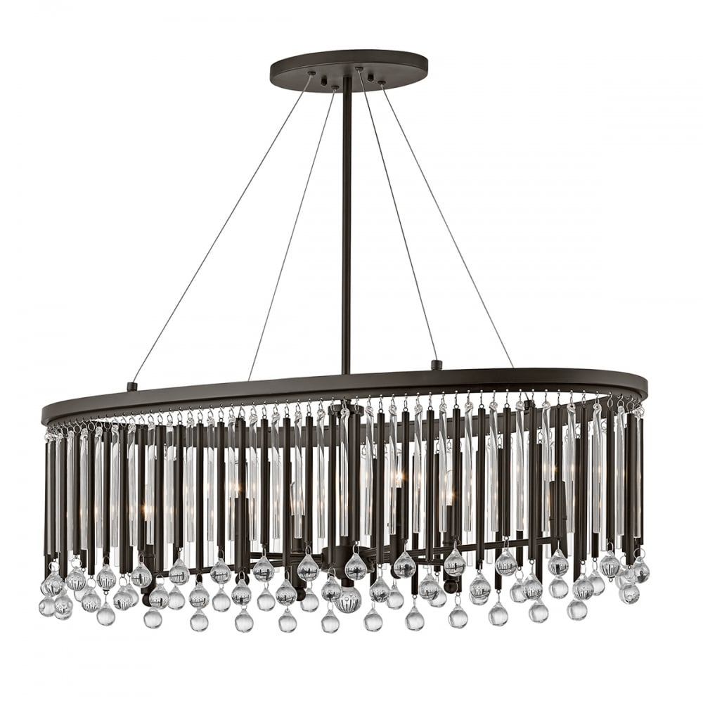 Elstead piper delicate oval ceiling pendant light in espresso finish piper delicate oval ceiling pendant light in espresso finish klpiperisle aloadofball Images