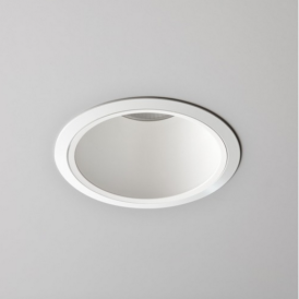 Elva Modern Downlight in White Finish 5716