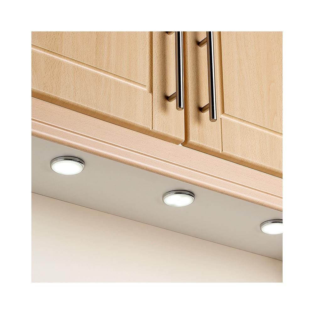 endon lighting el 10031 led surface mounted downlight. Black Bedroom Furniture Sets. Home Design Ideas