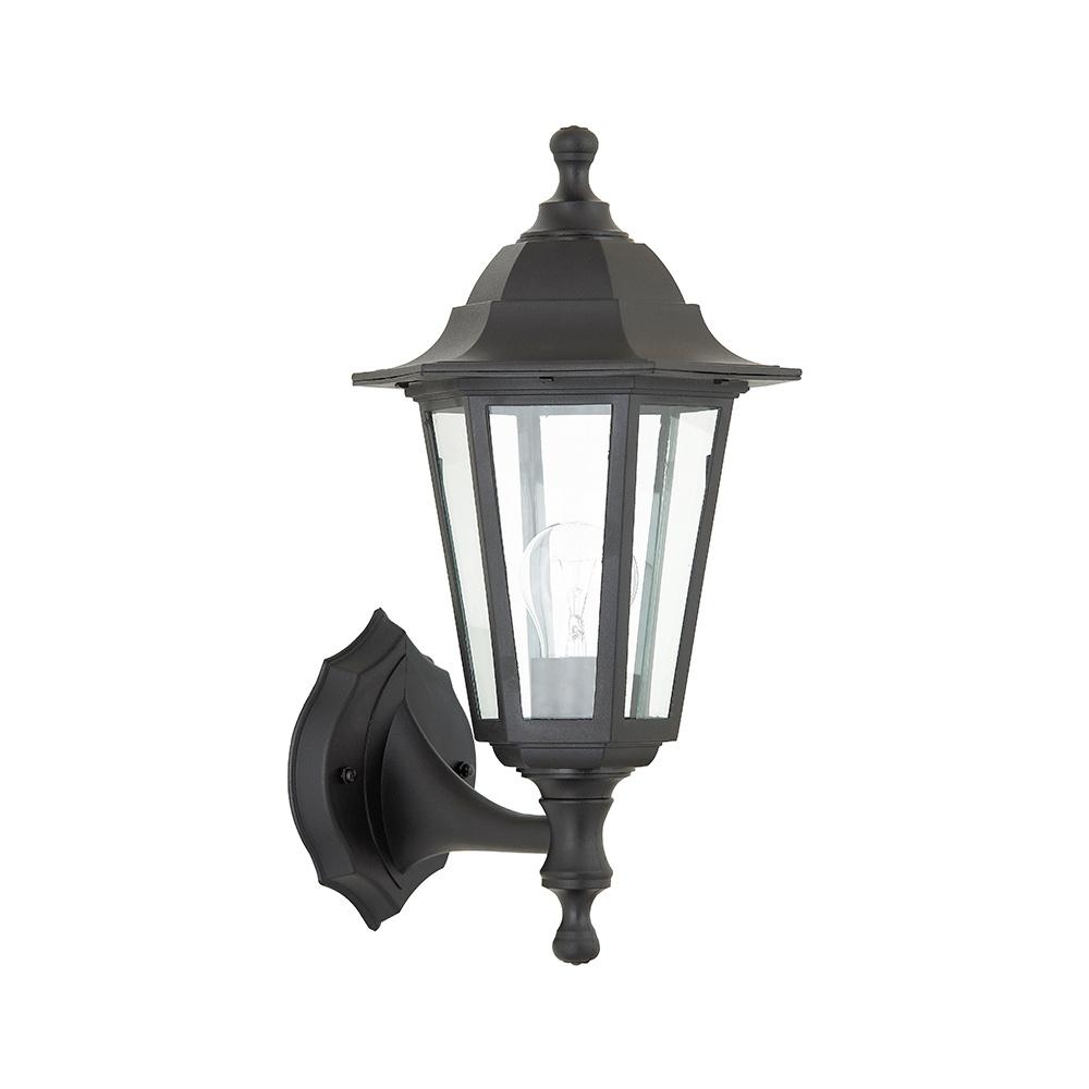 endon lighting el 40045 enluce black rust proof hanging up. Black Bedroom Furniture Sets. Home Design Ideas