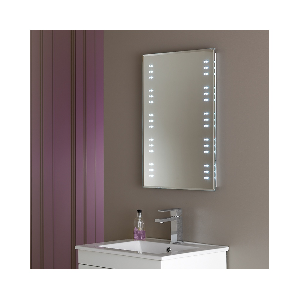 23 elegant bathroom mirrors with led lights for Lights for bathroom mirror