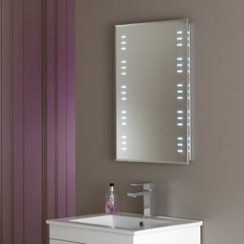 EL-Kastos Bathroom Mirror With LED Lights - IP44