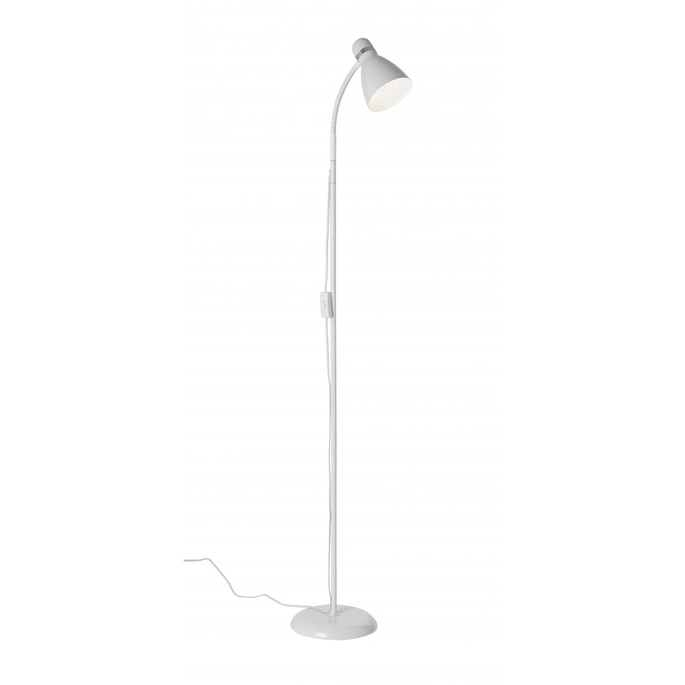 Endon Lighting Greenwich Flwh Modern White Adjustable