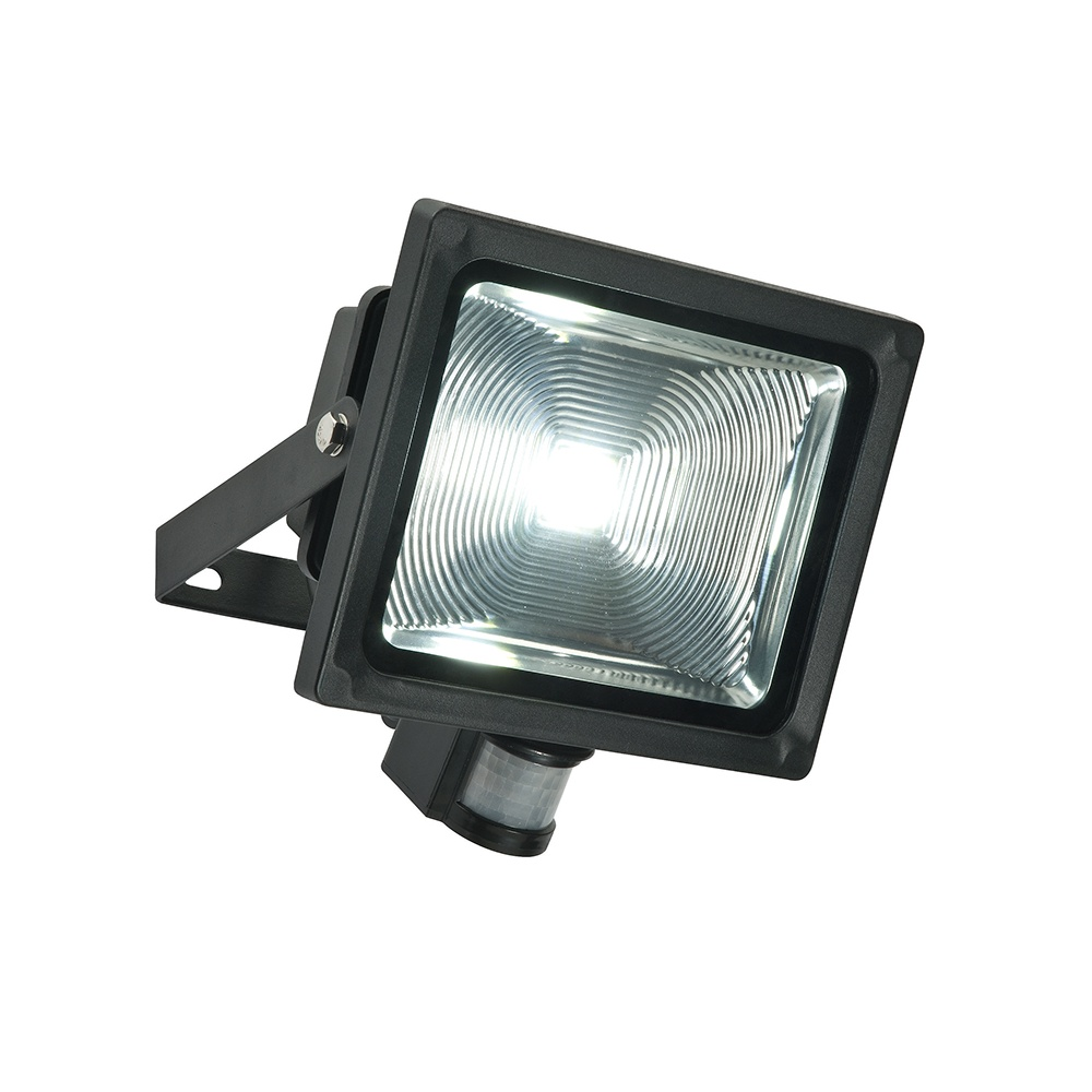 Endon olea pir security light in black paint ip65 48746 lighting olea pir security light in black paint ip65 48746 mozeypictures Choice Image