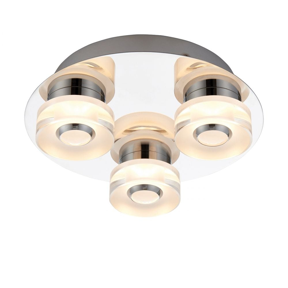 Endon rita 3 light colour changing bathroom flush ceiling light rita 3 light colour changing bathroom flush ceiling light 68911 mozeypictures Images