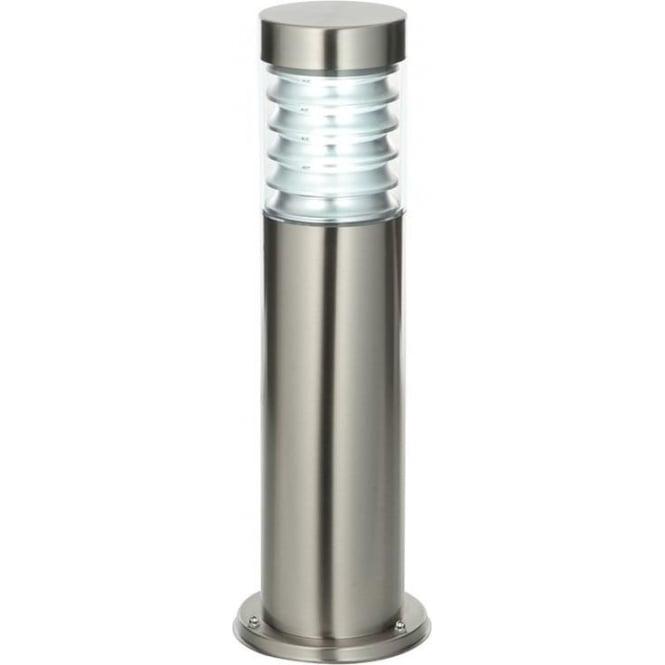 Endon Equinox Exterior Bollard Light In Marine Grade Stainless Steel Finish 49910 Lighting