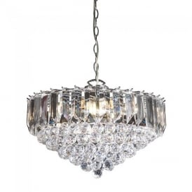 Fargo Modern 6 Light Acrylic Ceiling Pendant Light FARGO-18CH