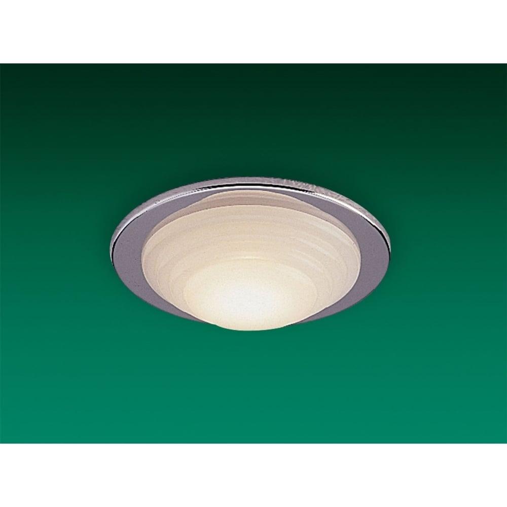 Firstlight Chrome Bathroom Recessed Downlighter LV1500CH - Lighting ...