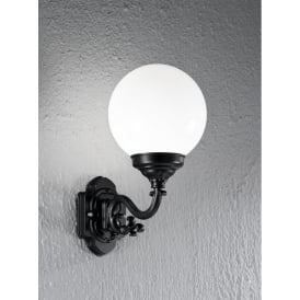 EXT6590 Rotonda 1 Light Exterior Wall Lamp