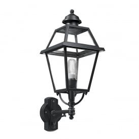 EXT6600 Nerezza 1 Light Exterior Wall Lantern