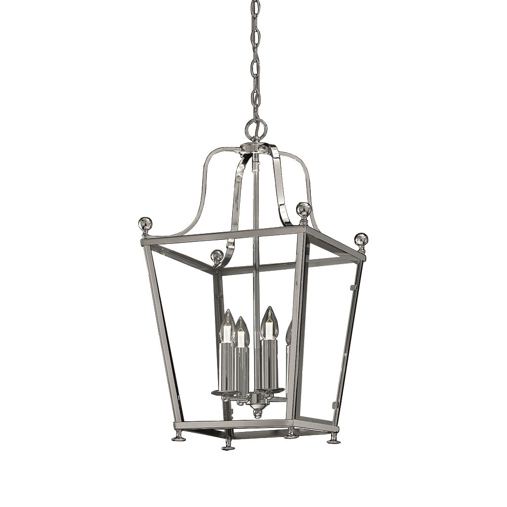 franklite lighting la7003 4 atrio 4 light square chrome ceiling