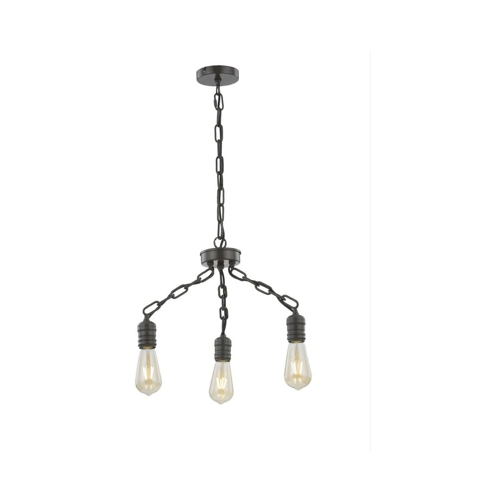 franklite lighting linky modern 3 light duo mount ceiling light in