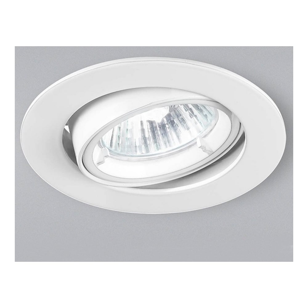 Franklite lighting rf284 white halogen recessed spotlight lighting rf284 white halogen recessed spotlight mozeypictures Choice Image