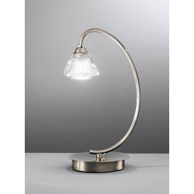 TL975 Twista 1 Light Bronze Table Lamp