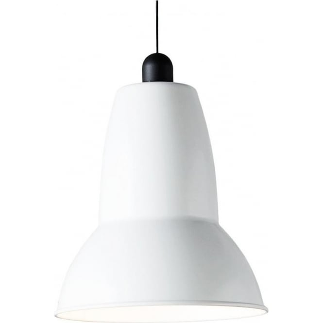 Anglepoise Giant 1227 CLASSIC Pendant, Alpine White