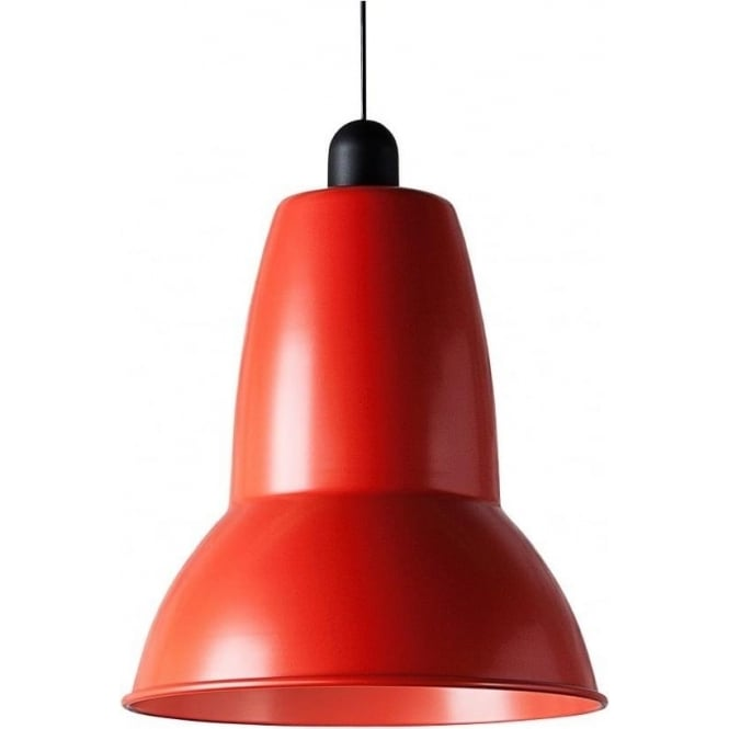 Anglepoise Giant 1227 CLASSIC Pendant, Signal Red