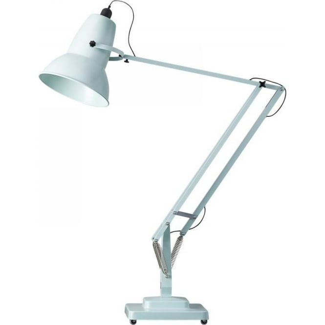 Anglepoise Giant 1227 TRANQUIL Floor Lamp, Duck Egg Blue