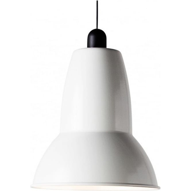 Anglepoise Giant 1227 TRANQUIL Pendant, Pebble White