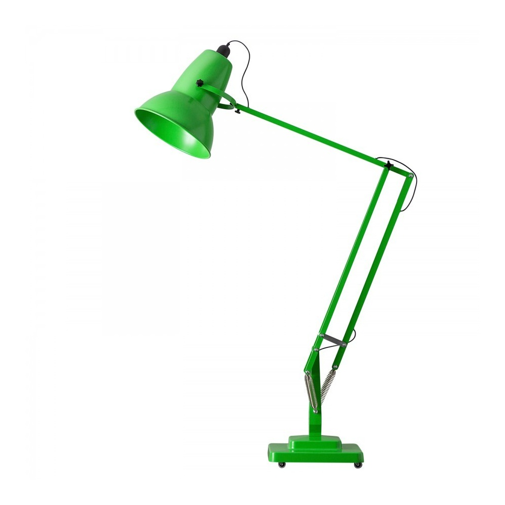 Anglepoise giant 1227 vivid floor lamp fresh green lighting from the home lighting centre uk - Giant anglepoise lamp ...
