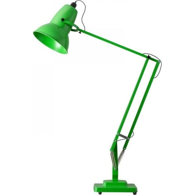 Anglepoise Giant 1227 VIVID Floor Lamp, Fresh Green