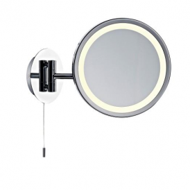 Gibson Round Illuminated Magnifying Bathroom Mirror - GIB93