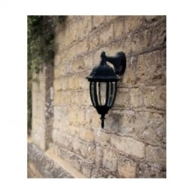 HAM1622 Hambro Black Outdoor Wall Bracket