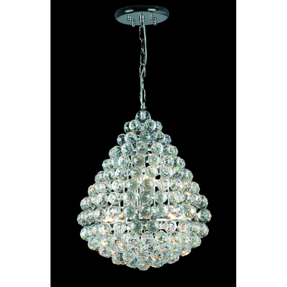 Impex Lighting Marseille Crystal Lead Crystal Strass Chandelier - Strass chandelier crystals